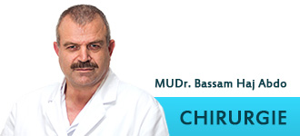 Banner chirurgie Tábor.